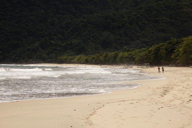 Excursion a playa solitaria y paseo por la selva tropical en Paraty, Paraty, BRASIL