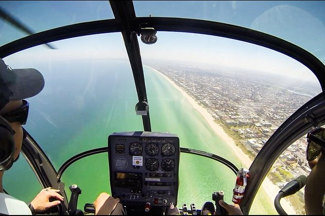 The thrill of taking the controls of a helicopter will stay with you forever. Go on an adventure with your qualified instructor and experience the joy of flying over the suburbs of Melbourne in our Hughes 300 helicopter.<br><br>Whether it's a bucket list item, the start of your private licence, or your dream to become a professional helicopter pilot, this is where we all started.