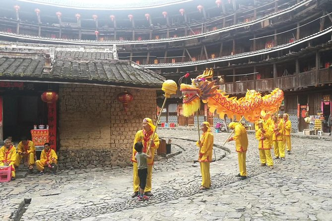 Hakka Tulou Private Day Tour of Yunshuiyao Ancient Village and Hekeng Tulou, Xiamen, CHINA