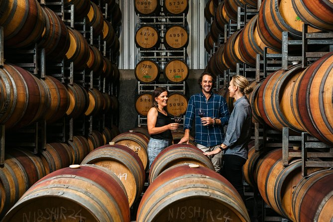 A Day of Decadence at d'Arenberg, McLaren Vale, AUSTRALIA