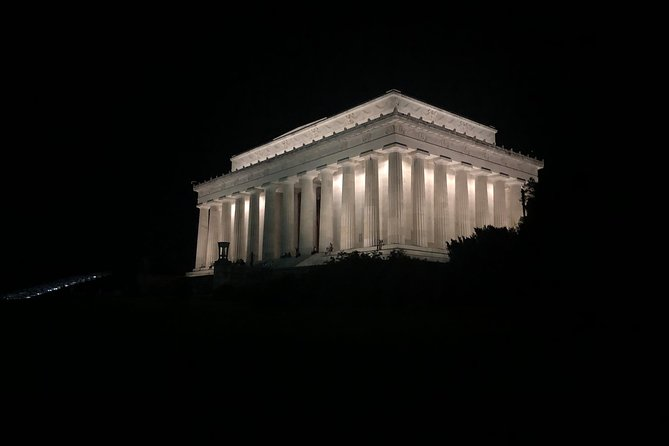 MÁS FOTOS, Private Tour of Washington DC at Night with a Chauffeur.