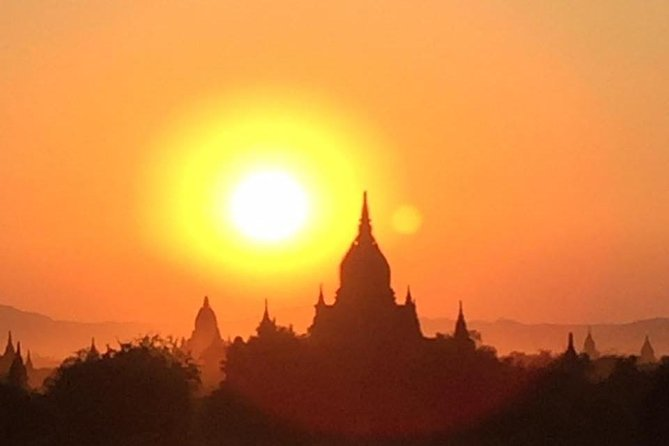 Being I am a tourist guide in Bagan Ilove to share not only about pagodas but also traditional customs of local people.