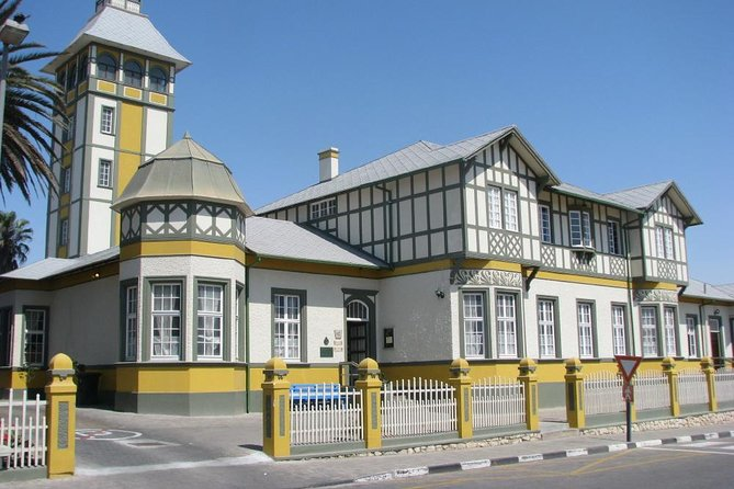 City Tour of Historical Swakopmund, Swakopmund, Namíbia