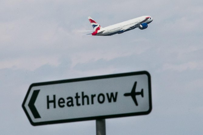 Southampton to Heathrow Airport, Southampton, ENGLAND