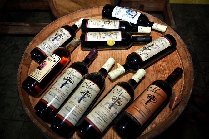 Mesariano Organic Wine, Cos, GRECIA