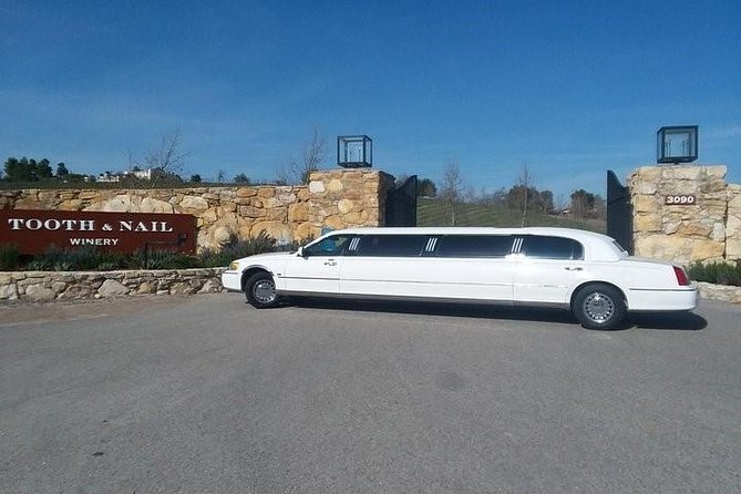 This Tour offers the best of the best On the Eastside of Paso Robles. Including four award wining wineries. All located off scenic Hwy 46, in the heart of wine country on the Central Coast of California. Rolling Hills, Lush Vineyards, and Excellent Vintages to sample, or buy. Our Chauffeurs are courteous, and Knowledgeable of the area, and wineries, and can assist you with many details 1.Eberle Winery 2.Vina Robles Vineyards & Winery 3.J. Lohr Vineyards and Wines 4.Tobin James Cellars. This Tour starts at 9:00am