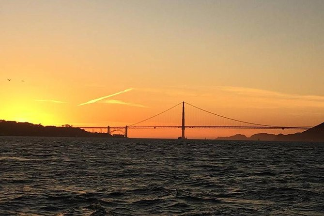 San Francisco Bay Sunset Catamaran Cruise, San Francisco, CA, ESTADOS UNIDOS