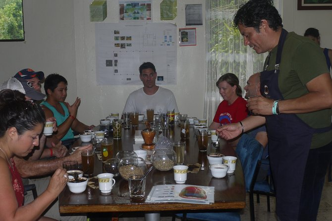 Ticoffia Coffee Tour-Cafe de Guanacaste, ,