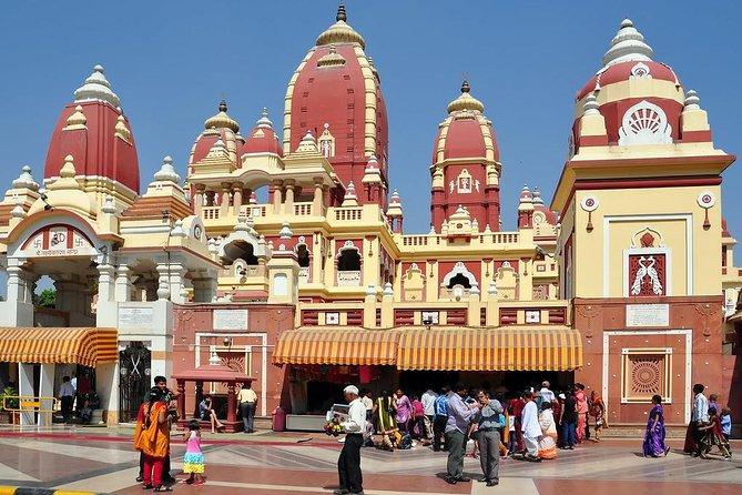 Recorrido turístico privado de día completo por los templos espirituales de Delhi, Nueva Delhi, INDIA
