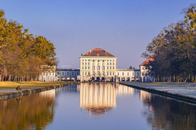Private Scenic Transfer from Frankfurt to Munich with 4h of Sightseeing, Frankfurt, ALEMANIA