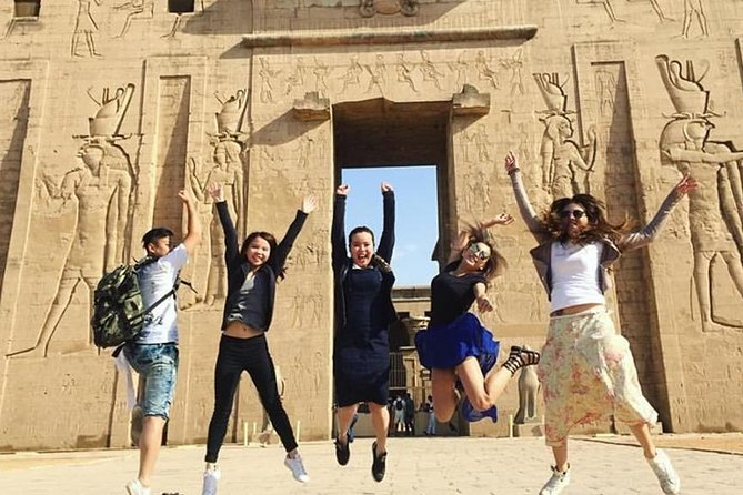 Day Tour to Edfu and Kom Ombo Temples from Aswan by car and enjoy a Visit to Edfu Temple the majestic Temple of Edfu that dedicated to Horus Then continue Your day tour to Kom Ombo Temple that stands on high grounds overlooking The Nile.<br><br>