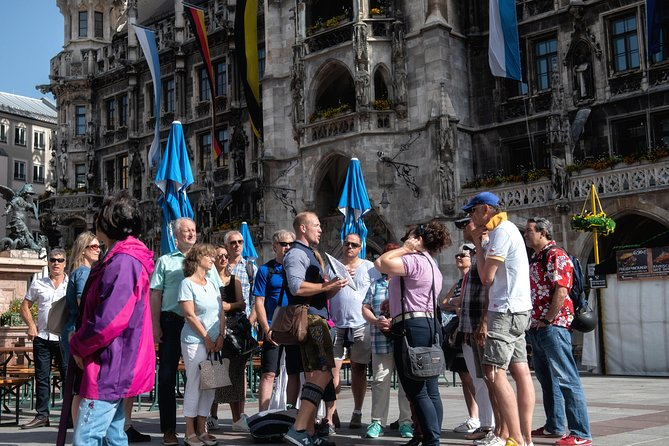 Munich Old Town Small-Group Walking Tour, Munich, GERMANY