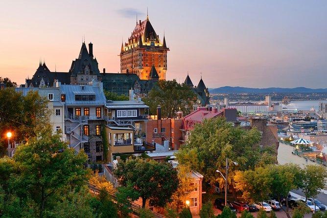 Private Tour: Quebec City Walking Tour, Quebec, CANADA