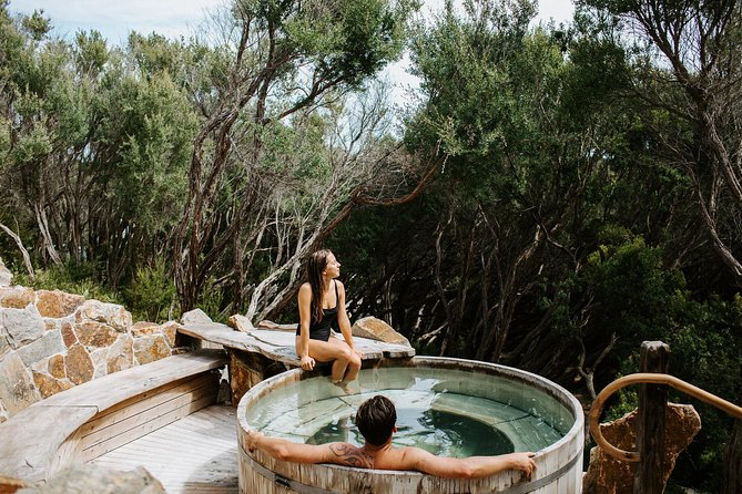 Peninsula Hot Springs Private Sanctuary and Bathe, Peninsula de Mornington, AUSTRALIA