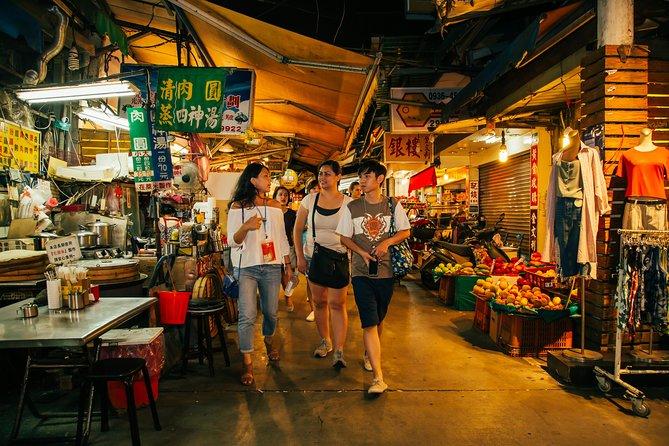 Taipei Night Market Tour - Hunger Game, Taipei, TAIWAN