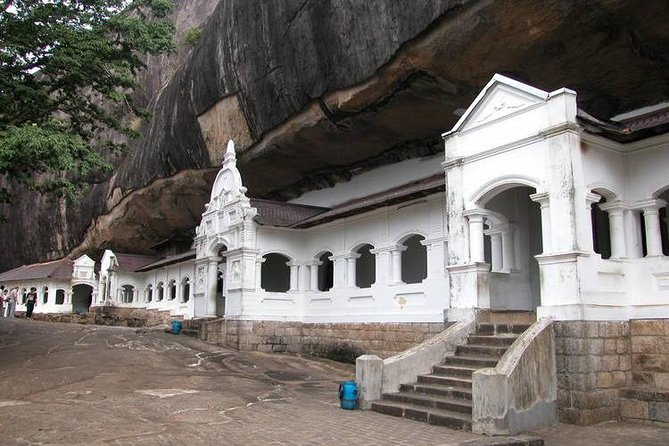 Sigiriya Rock Fortress and Cave Temples Private Day Trip, Anuradhapura, Sri Lanka
