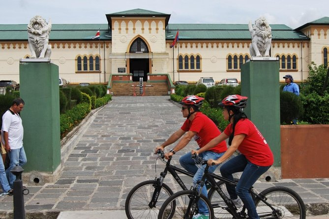 Cartago Day Trip by Rail from San Jose: Bike Ride and Market Tour, San Jose, COSTA RICA