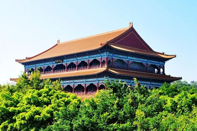 Private Day Tour to Lianhua Mountain and Shawan Town with Lunch from Guangzhou, Canton, CHINA