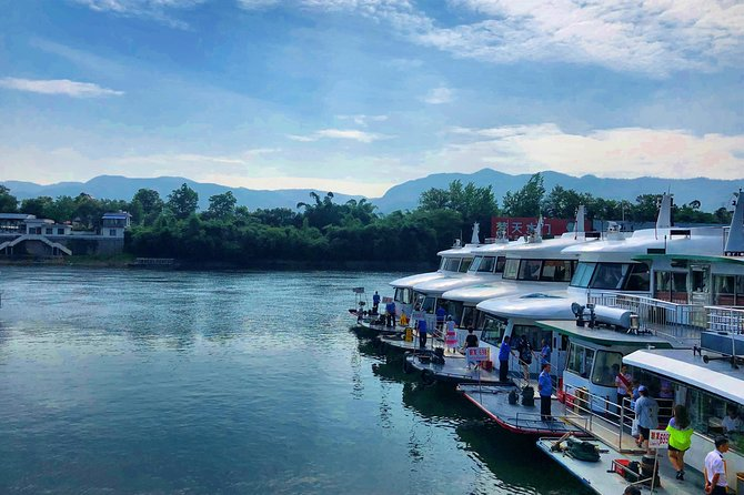 Li River Cruise Ticket Booking (Free Ticket Delivery & Seat Reservation), Guilin, CHINA