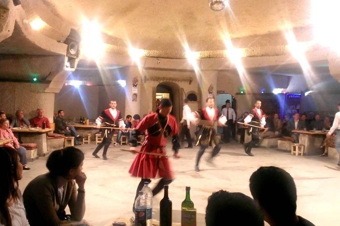 3 Days Cappadocia Tour Including Turkish Night Show from/to Istanbul, Urgup, Turkey