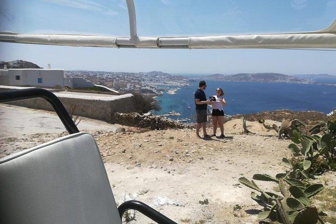 e-TUK Cheese Tasting & Mykonos Riviera Tour, Miconos, Greece
