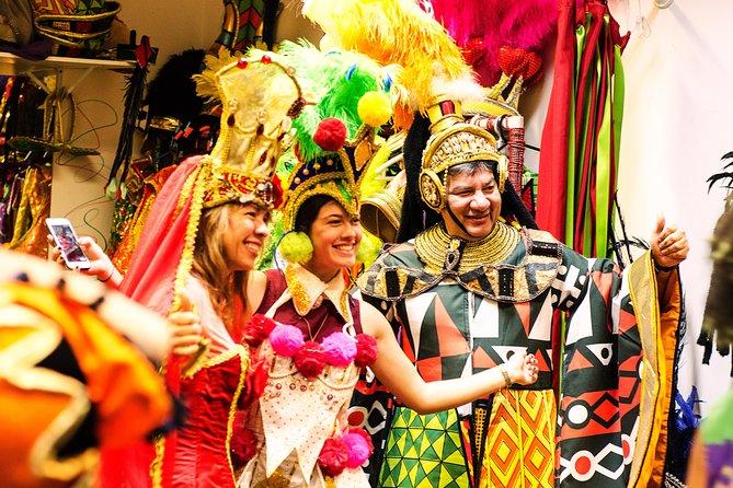 Explore the backstage of rio's carnival and samba, Río de Janeiro, BRASIL