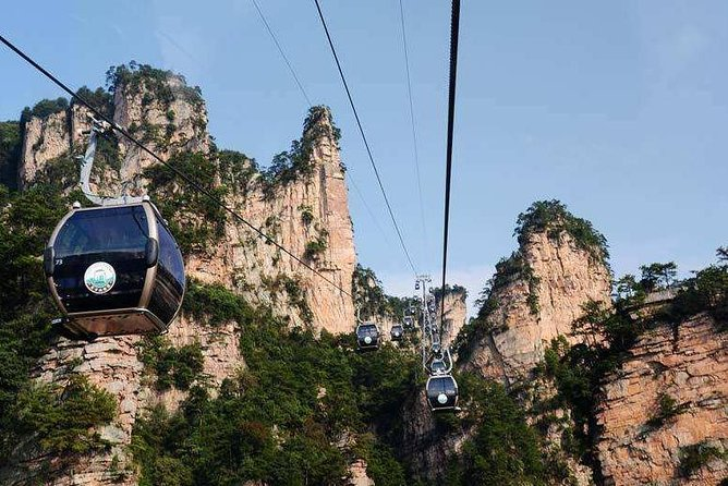 MÁS FOTOS, 3 Full Days Private Zhangjiajie Tour with Self-selecting Hotels