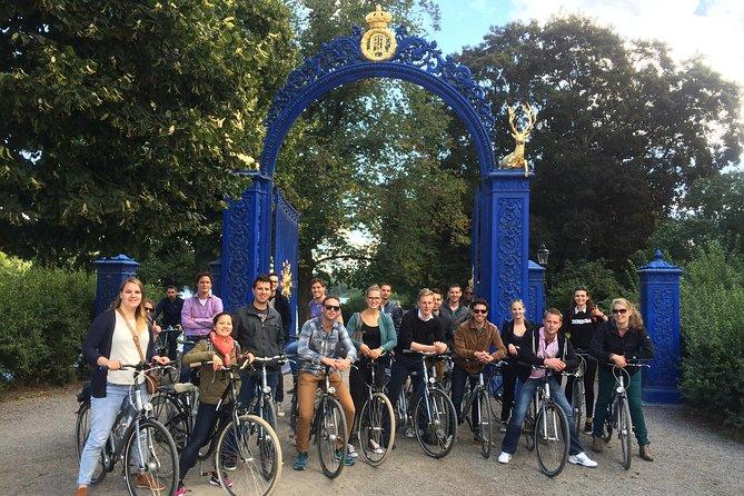 Recorrido en bicicleta por Estocolmo, Estocolmo, SUECIA