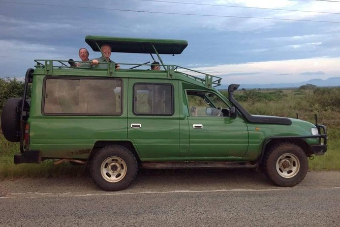 This 1 day tour to Akagera National Park makes a perfect escape out of the city for just a day.<br><br>This tour is perfect if you are in Rwanda for a very limited time, but have time to spare for a Wildlife expedition.<br><br>Explore the park by 4x4, looking out for big five and big cats plus other wildlife.<br><br>Hotel pick up and drop off is included<br><br>Observe wildlife from the security and comfort of an air-conditioned 4x4