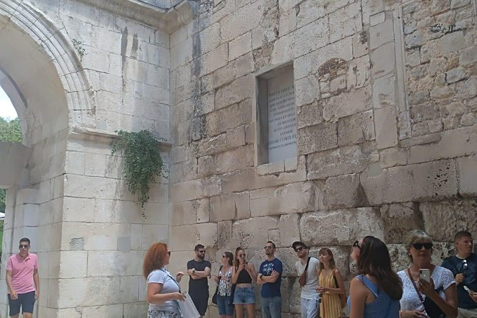 Explore and get to know the Old Town Split with me and the ways locals entwined it within the ancient roman city walls. <br>We start our tour with historical monument and Unesco World heritage - The Diocletian's palace, where we take steps through ancient history and Roman Empire drama. While taking a relaxed stroll through the streets, squares and the former Diocletian's palace, where normal people still live their usual lives, learn more about the past and hear stories of the modern Split.<br>Together we will enjoy and reveal the feel good outdoor lifestyle that citicens of Split practice throughout the year on numerous squares and main Riva promenade.<br>This walk of mine is relaxed, fun and informative tour, which shows all the main sights of Old Town Split, but also some hidden gems that we keep to ourselves.