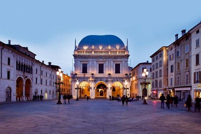 Discover the hidden gem of a city, tucked at the foot of the Alps in northern Italy. Brescia is in the UNESCO World Heritage. You will visit the most beautiful and important places in the city. What remains famous Forum Square and Medieval Square? What is the other name of the Old Cathedral? Together with the local professional guide, you will find out many fascinating facts and will hear stories. What is so special about the Venetian Clock Tower? What view you can see from the seat of the Town Hall?