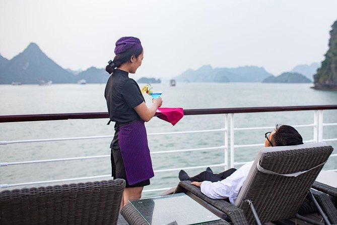 Jadesails- Halong Bay & Lan Ha Bay Luxury Daytour, Halong Bay, Vietnam