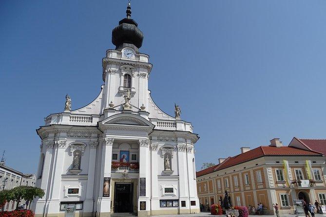 Viagem diurna para Lagiewniki - Wadowice - Kalwaria Zebrzydowska saindo de Cracóvia, Cracovia, POLÔNIA