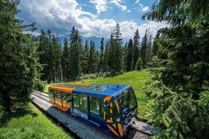 On this 11-hour program, you'll enjoy one of the best views in Zakopane with a funicular ride up to Gubałówka. Marvel at the spectacular views of the High Tatras that are covered with snow up until May.<br><br>Visit Krupówki, the most popular street in the heart of Zakopane, where you can experience the ambience of the mountain region and enjoy the aromas of local foods coming from the traditional restaurants.<br><br>After your tour of Zakopane, take a break for some rest and relaxation in the thermal pools. Enjoy outdoor and indoor swimming pools, water slides, whirlpool baths and many other attractions in the heart of the mountains.