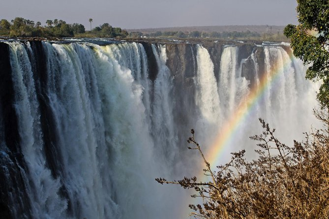 Victoria falls Guided Tour,Zambian side, Livingstone, ZIMBABUE