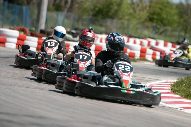 Experience some adrenaline rush during your vacation in Bulgaria by racing on the largest go-karting track on the Balkans!