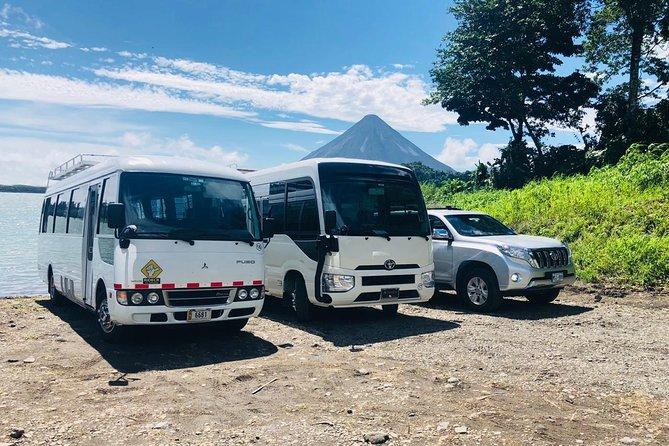 Private Transfer Int. Airport Liberia To La Fortuna From 11 to 15 passengers, Liberia, COSTA RICA