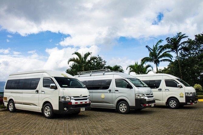 Private Transfer Int. Airport Liberia To La Fortuna From 1 to 6 passengers, Liberia, Costa Rica