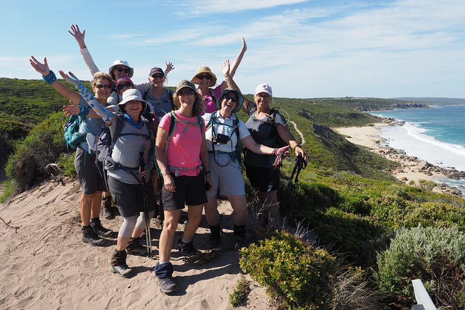 8-Day Cape to Cape Track Guided Walking Tour from Perth, Busselton, AUSTRALIA