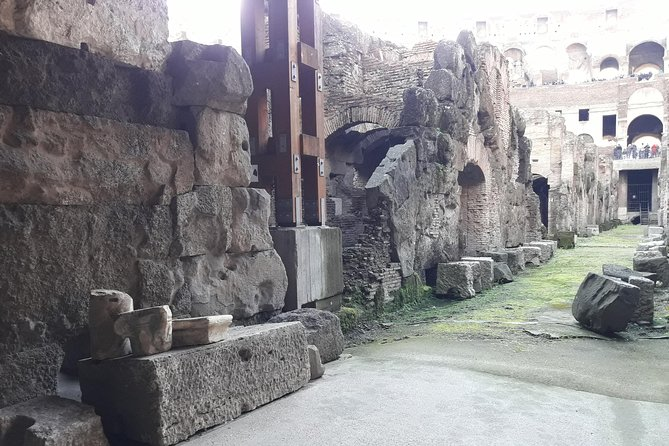 The VIP Colosseum Underground & Ancient Rome Small Group Tour, Rome, ITALY