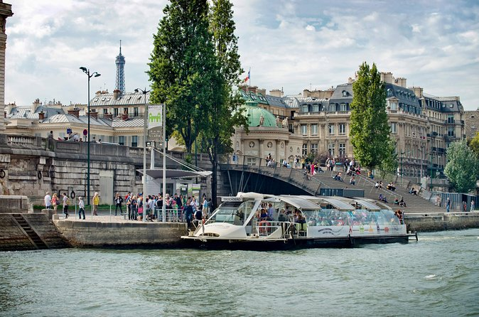 Full Paris Experience with Eiffel Tower from Disneyland, Marne-la-Vallee, FRANCIA