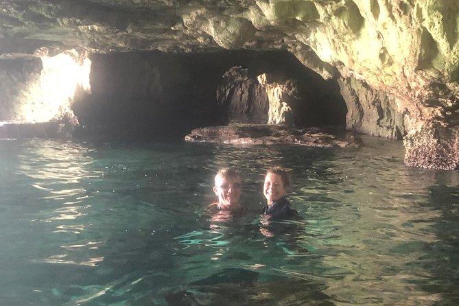 Escursione marina in Kayak: Leuca e le Grotte Marine di Ponente, Lecce, ITALY