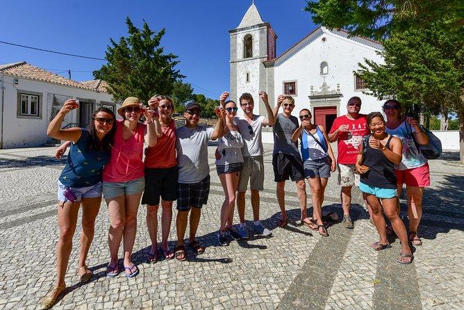 Recorrido de un día en kayak por la Arrábida desde Lisboa, Distrito de Setúbal, PORTUGAL