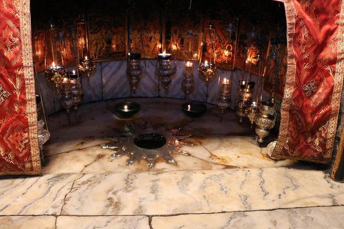 MÁS FOTOS, Half Day Travel to Bethlehem & Grotto Visit - Trip from Jerusalem