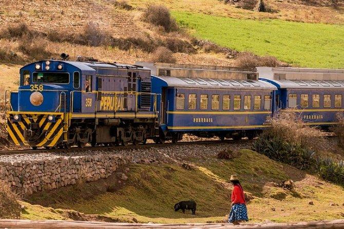 Machu Picchu By Train (Day Trip), Machu Picchu, PERU
