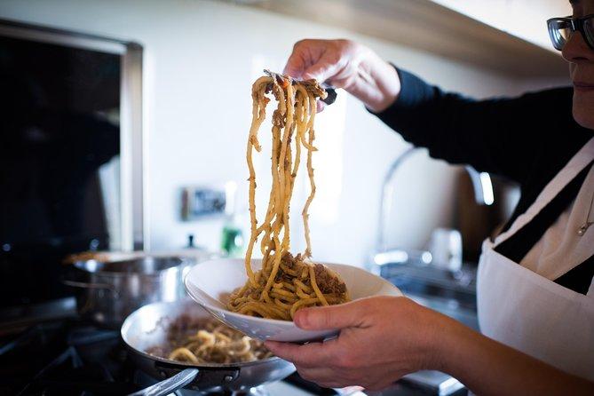 Private Pasta & Tiramisu Class at a Cesarina's home with tasting in Aosta, Aosta, ITALIA