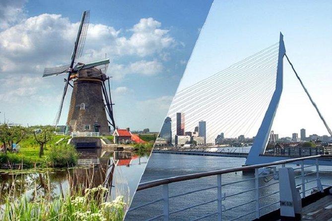 Excursión privada de un día desde Ámsterdam a Róterdam y La Haya, Amsterdam, HOLANDA