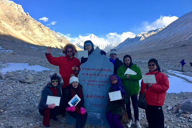 This is a classic multi-day tour that provides the opportunity to visit from Lhasa to Everest Base camp. The tour will get you acquainted by covering all main tourist sites like Potala Palace, Jokhang Temple, Barkor street, Drepung and Sera monastery with Gyantse Kumbum and Tashi Lhunpho monastery. Tourists can also see natural scenery like the beautiful, sacred lake of Yamdrok Tso, and Karo glacier, and beautiful views of Mt. Everest, the highest mountain in the world, from Everest Base Camp.
