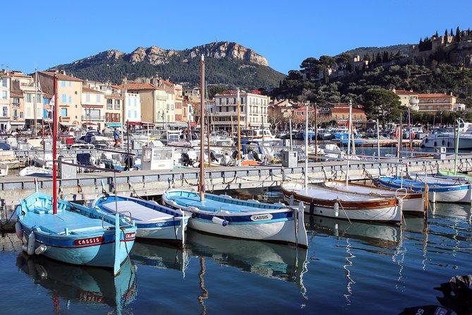 MÁS FOTOS, Cassis ancient fishing port, Calanques & spectacular Cap Canaille private tour
