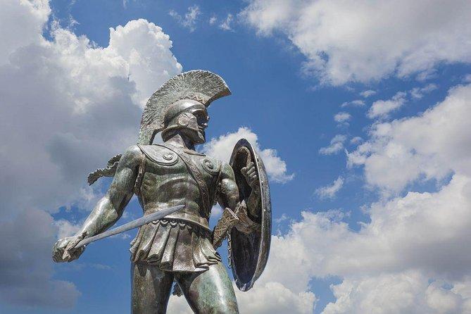 Glorious Sparta & Mystras Private Sightseeing, Kalamata, GRECIA